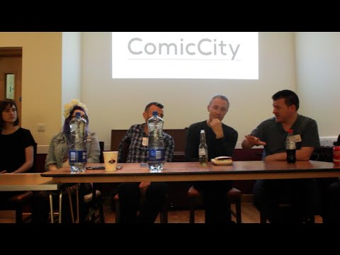 ComicCity - Irish Comics - Panel