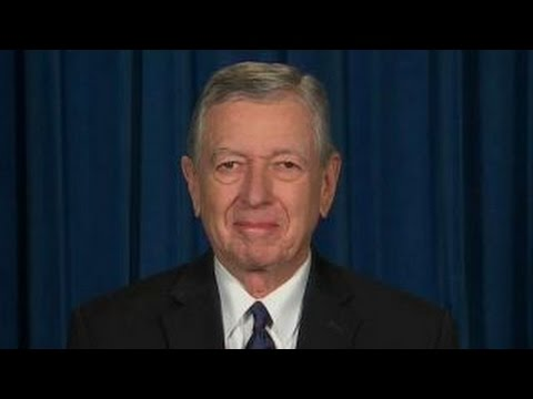 John Ashcroft on Trump protests