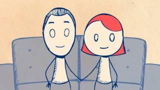 Heiratsantrag Animierte - Mike und Christie ' s Hochzeit Vorschlag