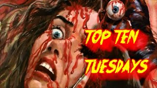 Top 10 Tuesdays Ep: 45- Mario Bava Films