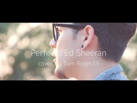 Perfect - Ed Sheeran [cover by Tom Room39]