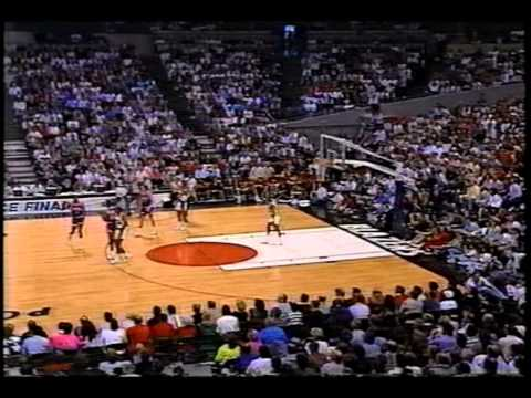 1990 Playoffs Phoenix@Portland Game 5 HIGHLIGHTS