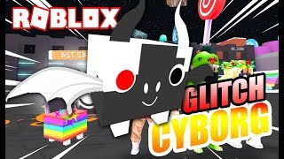 Dica para acessar a área de CYBORG!!! 🔥 Roblox Pet Simulator