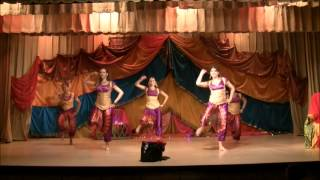 Indian pop dance. song Chori Chori. Chakri dance