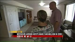 Missouri Airbnb Host Make Millions In 2018