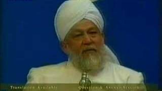 Islam - Q/A session - July 02, 1994 - Part 3 of 6