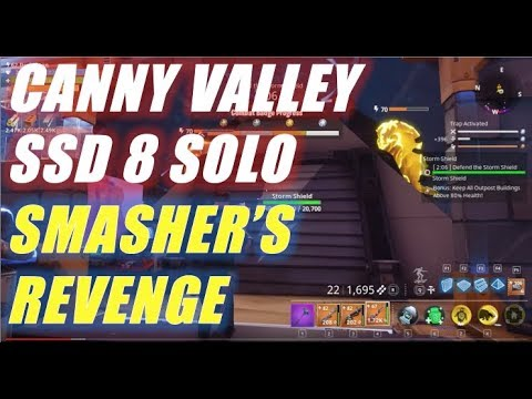 Canny Valley SSD 8 Solo