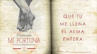 Diamante - Mi Fortuna Lyric Video (Prod. By Diamante & Kyan)(HD)