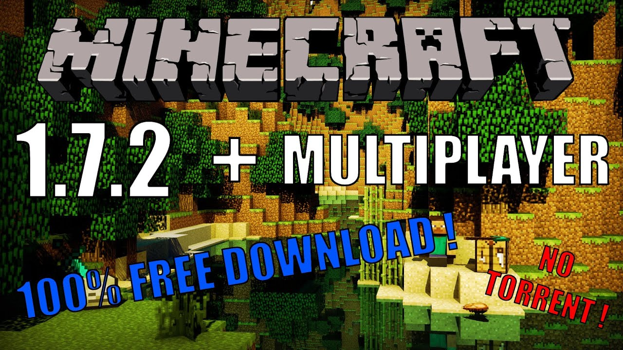 minecraft 1.7 2 free download full version pc