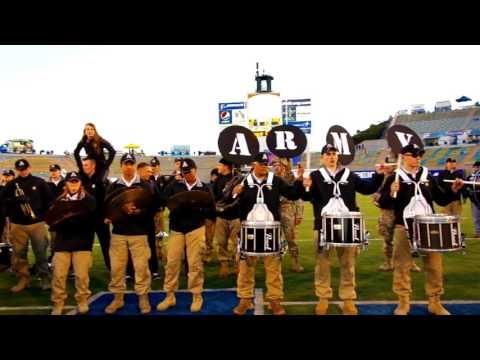 Air Force vs Army Drumline Battle 2015
