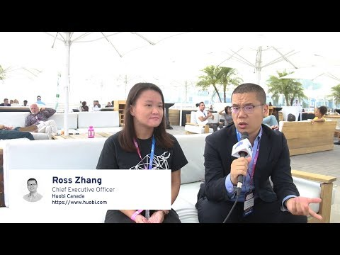 Ross Zhang on Security Tokens and the Future of Huobi Canada