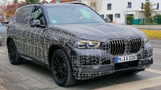 New 2019 BMW X5 Spy Shots