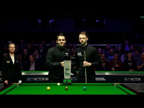 📼 2018 Northern Ireland Open Final | Ronnie O'Sullivan vs Judd TRUMP