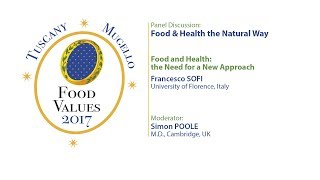 Food and Health the Natural Way - Food and Health: The Need for a New Approach