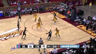 Chris Smith #0 Erie Bayhawks Highlights 2013-14