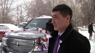 Свадьба в Омске / Ербол и Динара