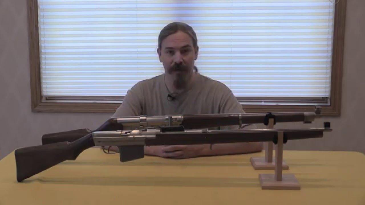 SIG Prototype 1924/1925 Semiauto Rifles (Video) – Forgotten