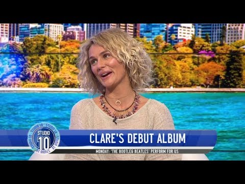 'Nashville' Star Clare Bowen's Remarkable Journey | Studio 10