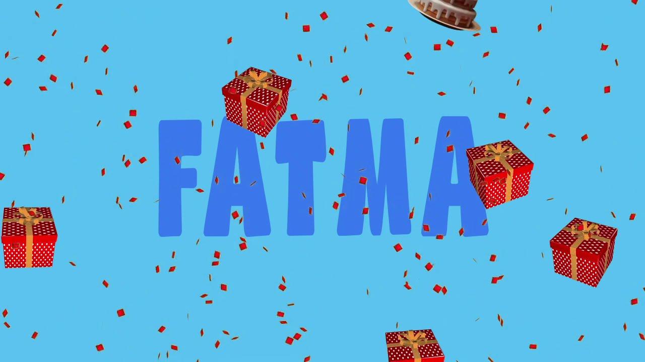 İyi ki doğdun FATMA - İsme Özel Ankara Havası Doğum Günü Şarkısı (FULL VERSİYON) (REKLAMSIZ)