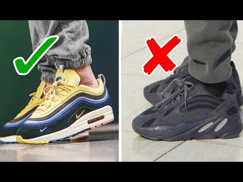 DO'S & DONT'S - SPRING/SUMMER FASHION & SNEAKERS