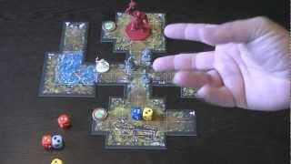 Descent: Journeys in the Dark (Second Edition) Video Review