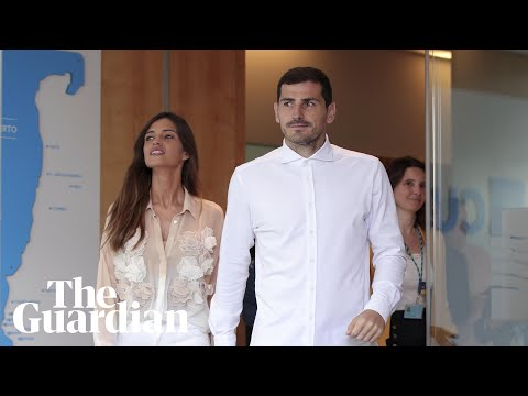 'I was very lucky': Iker Casillas discharged from hospital following heart attack