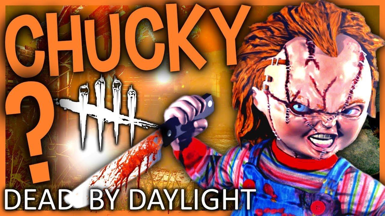 NOUVEAU TUEUR CHUCKY DANS DEAD BY DAYLIGHT ?