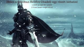 Hellfire Citadell Frost DK farm