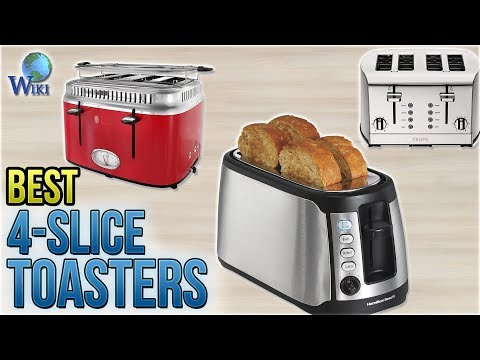 10 Best 4-Slice Toasters 2018