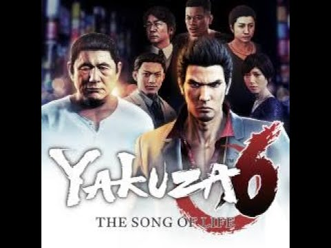 YAKUZA 6: The Song of Life #thankssomeya |