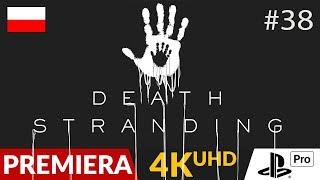 Death Stranding PL  #38 (odc.38)  Kryptobioty   Gameplay po polsku 4K
