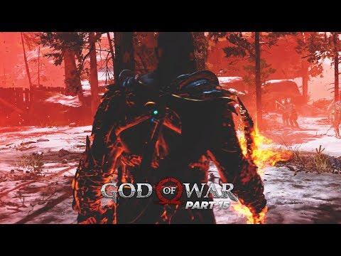 God of War (2018) - Part 15 - BLADES OF CHAOS (God of War 4)