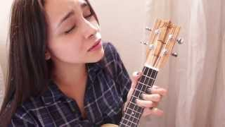 The Moon Song (Her) Ukulele cover