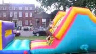 jolly jumpers obstacle course