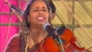 বাউল গান,,আলেয়া বেগম,সাথী মালা কার লাগিয়া গাথী