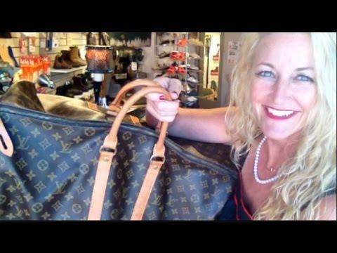 Louis Vuitton Zipper Repair