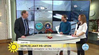Nyhetsmorgon i TV4 från 2017-12-20: USA:s försvarsdepartement har d...