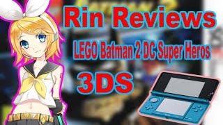 RIN Reviews LEGO Batman 2 DC Super Heros (3ds)