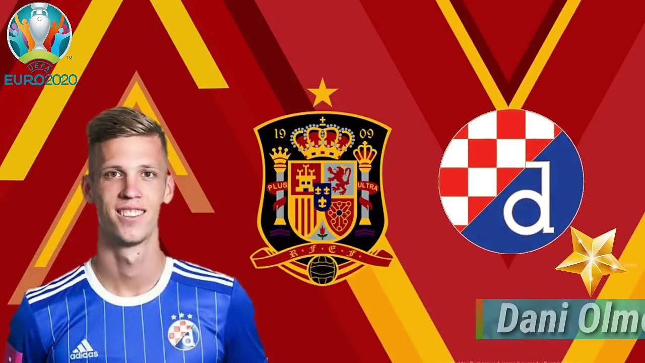 DAFTAR PEMAIN EURO 2020 TIMNAS SPANYOL - YouTube