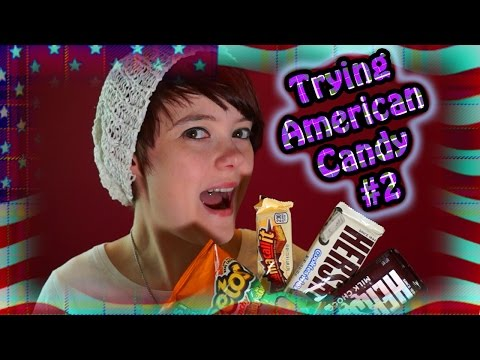 Scottish Trying American Candy #2