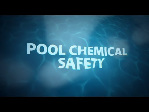 Pool Chemical Safety Video