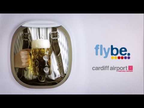 Flybe -  Dusseldorf Ident ITV Wales Weather Sponsorship