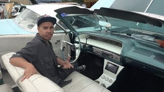 1964 Chevy Impala - Living the Dream - Ohare Hooters Car Show