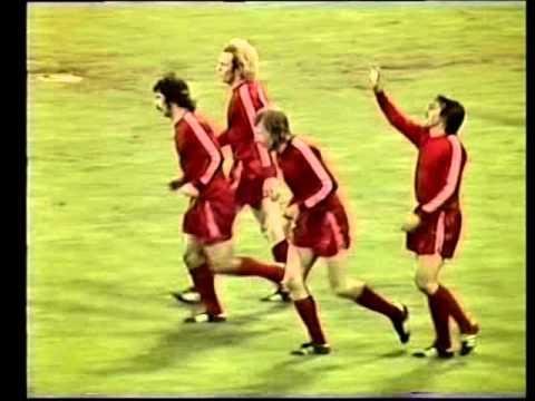 24/04/1974 Bayern Munich V Ujpesti Dozsa