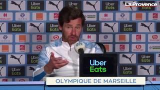 """OM : """"Nîmes est une équipe bien organisée et bien entraînée"""" (Villas-Boas)"""