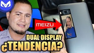 TELEFONO CON DOBLE PANTALLA - TENDENCIA O NO ( OPINION )