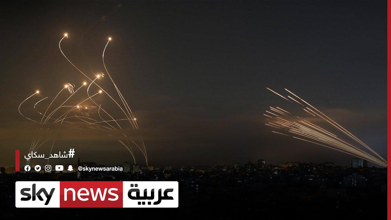 فيديو حصري.. لحظة استهداف تل أبيب بصواريخ من غزة  - نشر قبل 4 ساعة