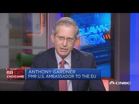 Brexit is a mess and a failure of leadership, former US ambassador to EU says   Street Signs Europe