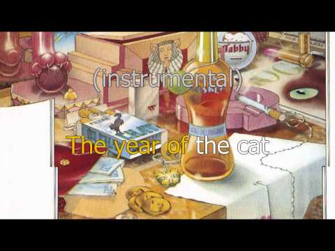 AL STEWART - Year Of The Cat karaoke.wmv