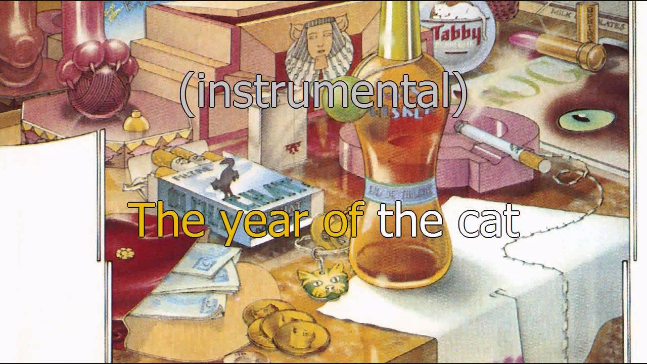 AL STEWART - Year Of The Cat karaoke.wmv - YouTube